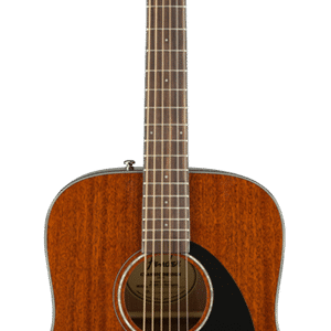 FENDER CD-60S ACOUSTIC GUITAR - Mahogany