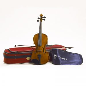 STENTOR STUDENT TWO VIOLIN - SIZES 1/16