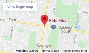 where is pats music store