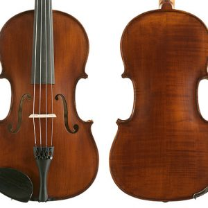 "Gliga III 15.5"" Viola Outfit with Pirast"