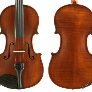 Gliga III 4/4 Size Violin Outfit with To