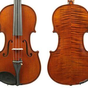 """Gliga Vasile Maestro Violin - """"Strad"""""""