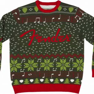 Fender 2020 Ugly Christmas Sweater