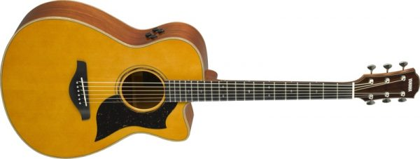 YAMAHA AC5M CONCERT ACOUSTIC GUITAR WITH