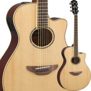 YAMAHA APX600 NT ACOUSTIC GUITAR WITH PI