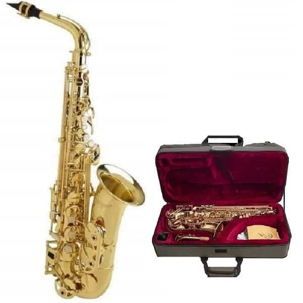 Beale SX200 Alto Saxophone, Hard Case, B