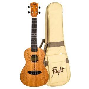 Flight DUC373 Mahogany Concert Ukulele w