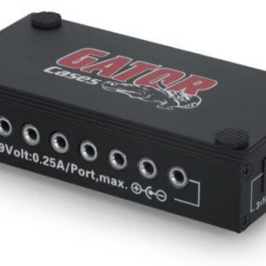 GATOR G-BUS-8-AU DELUXE DC POWER SOURCE