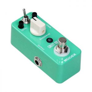 MOOER MEP-GM GREEN MILE OVERDRIVE PEDAL