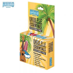 MAHALO - Ukulele Essentials Accessory Pa