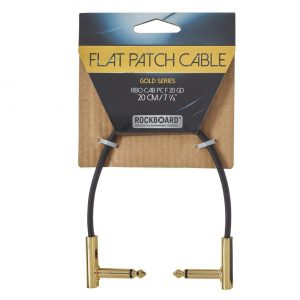 RockBoard Gold Series Flat Patch Cable,