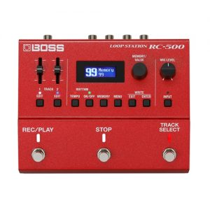 BOSS RC500 LOOP STATION EFFECT PEDAL