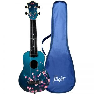 Flight TUS32 SAKURA Travel Soprano Ukule