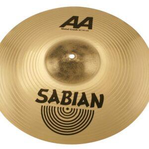 "SABIAN AA 16"" METAL CRASH - HALF PRICE!!"