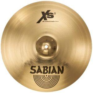 """SABIAN XS20 16"""" DB CONTROL CRASH - 40% O"""