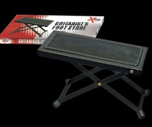 XTREME T411 GUITAR FOOT STOOL