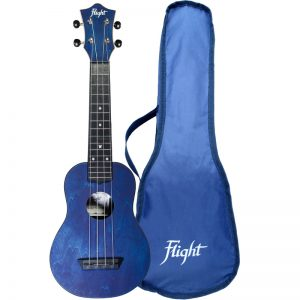 Flight TUS35 Travel Series Soprano Ukule