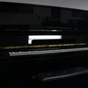 Yamaha U3A Upright Piano 1984 - Made In