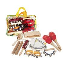 MANO Percussion 9 piece Outfit UE633