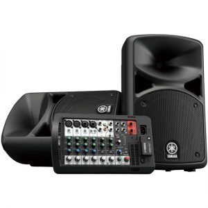 Yamaha STAGEPAS 400BT All-In-One Portabl