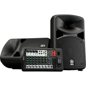 Yamaha STAGEPAS 600BT All-In-One Portabl