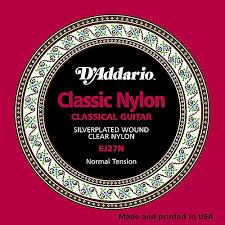 D'Addario EJ27N Student Classical