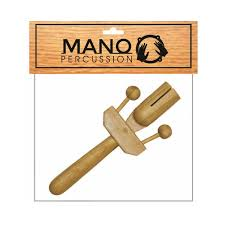 MANO PERCUSSION WOOD BLOCKS EM329 WOODPE