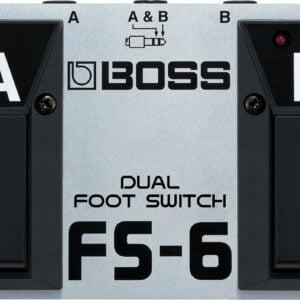 BOSS FS6 A B SWITCH PEDAL