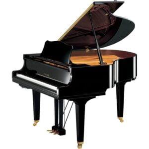 YAMAHA GC1 SILENT GRAND PIANO POLISHED E