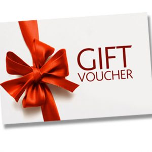 Music Shop Gift Voucher