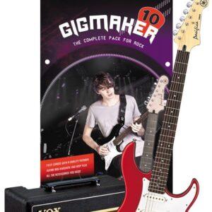 YAMAHA GIGMAKER10 RED METALLIC ELECTRIC
