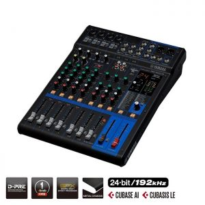 YAMAHA MG10XUF 10 CHANNEL MIXER