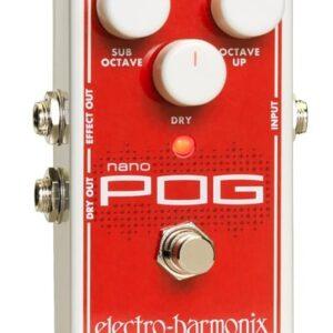 ELECTRO-HARMONIX NANO POG - Polyphonic O