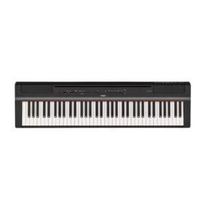 YAMAHA P-121B DIGITAL PIANO BLACK